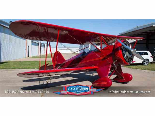 Picture of 1930 WACO Classic Aircraft Offered by St. Louis Car Museum - M36K