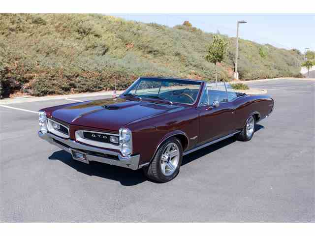 1966 Pontiac GTO | 1030557