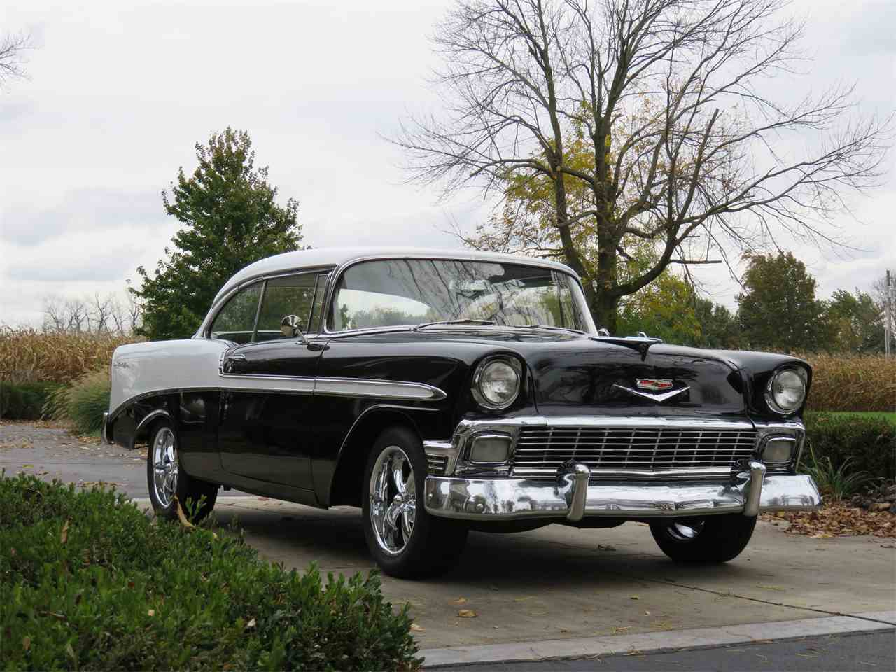 1956 chevrolet bel air for sale classic car liquidators - 1956 Chevrolet Bel Air Cc 1035573