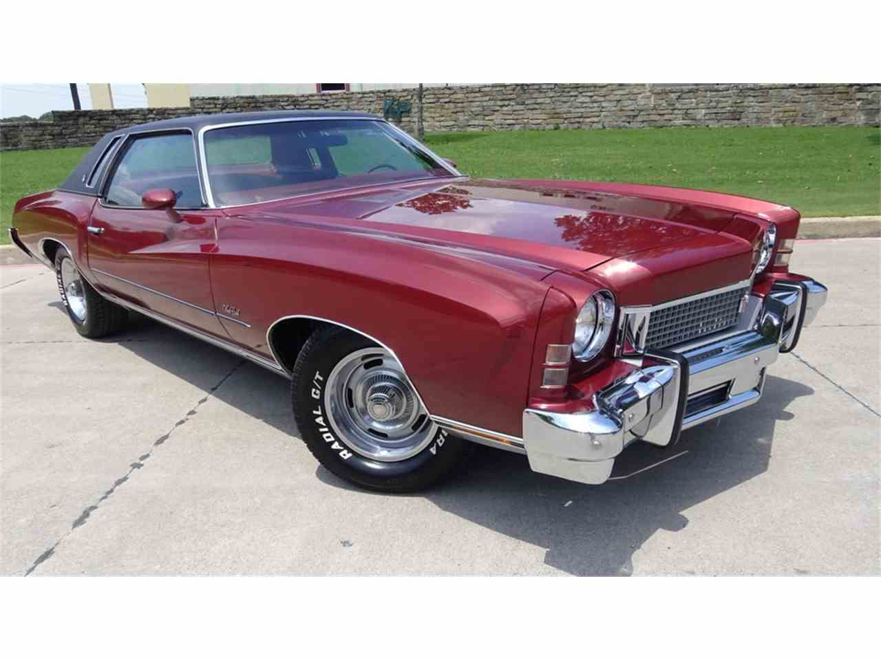 1973 chevrolet monte carlo for sale cc. Black Bedroom Furniture Sets. Home Design Ideas