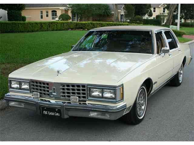 1985 Oldsmobile 88   1035579