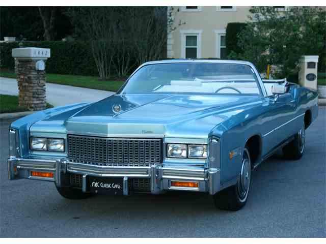 1976 Cadillac Eldorado | 1035581