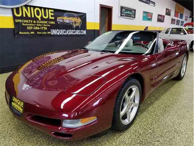 2003 Chevrolet Corvette    Convertible 50th Anniversary | 1035589