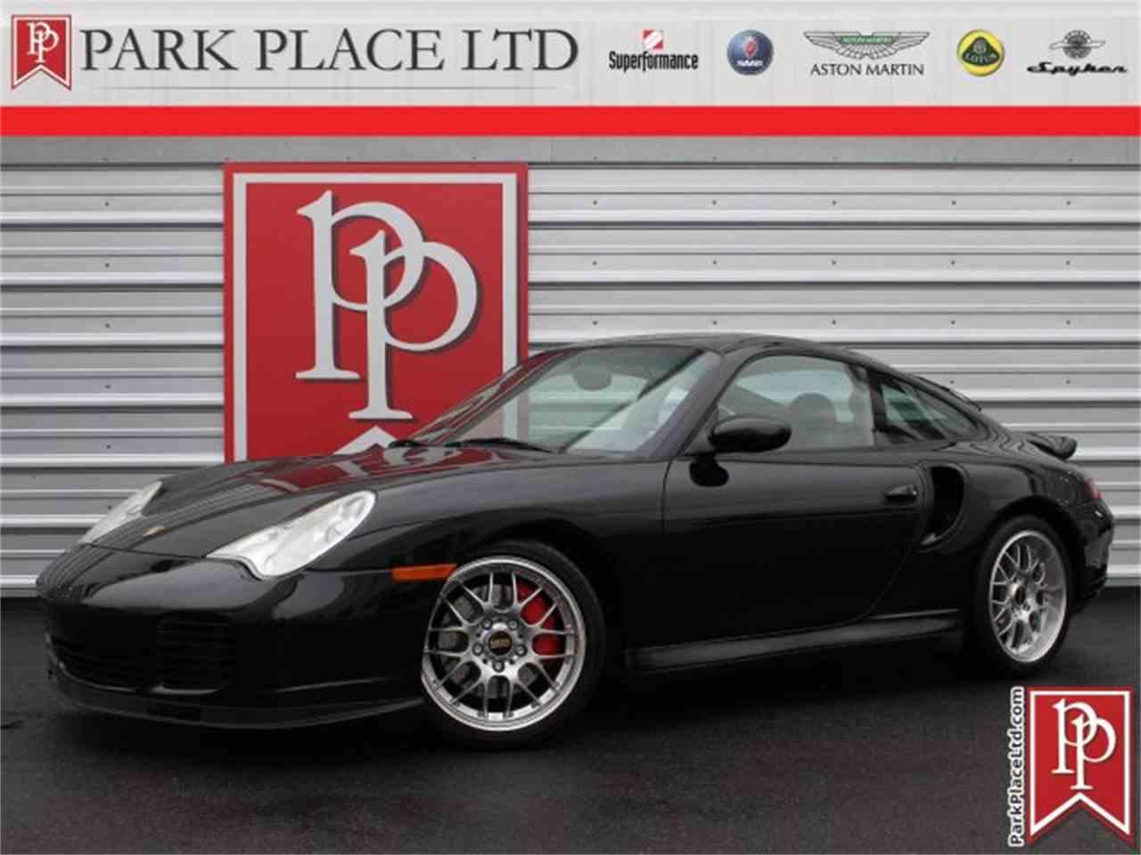 All Types 2003 911 : 2003 Porsche 911 Turbo for Sale | ClassicCars.com | CC-1035590