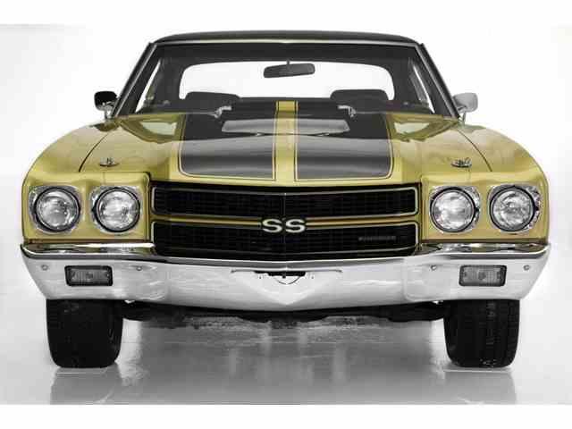 Picture of '70 Chevelle - M73E