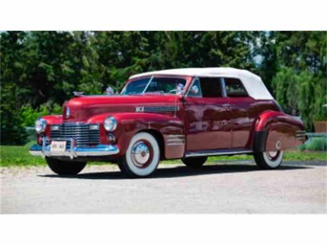 1941 Cadillac Series 62 | 1030564