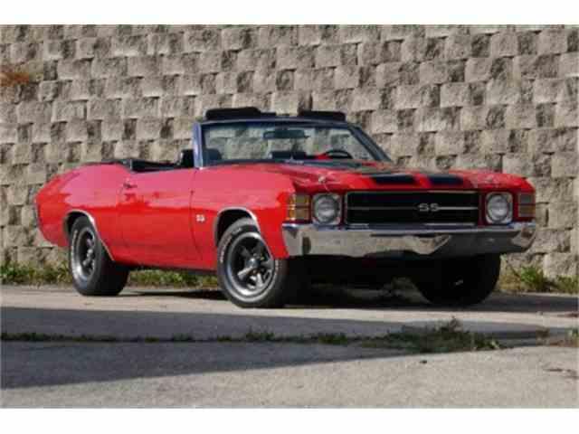 1971 Chevrolet Chevelle | 1030565