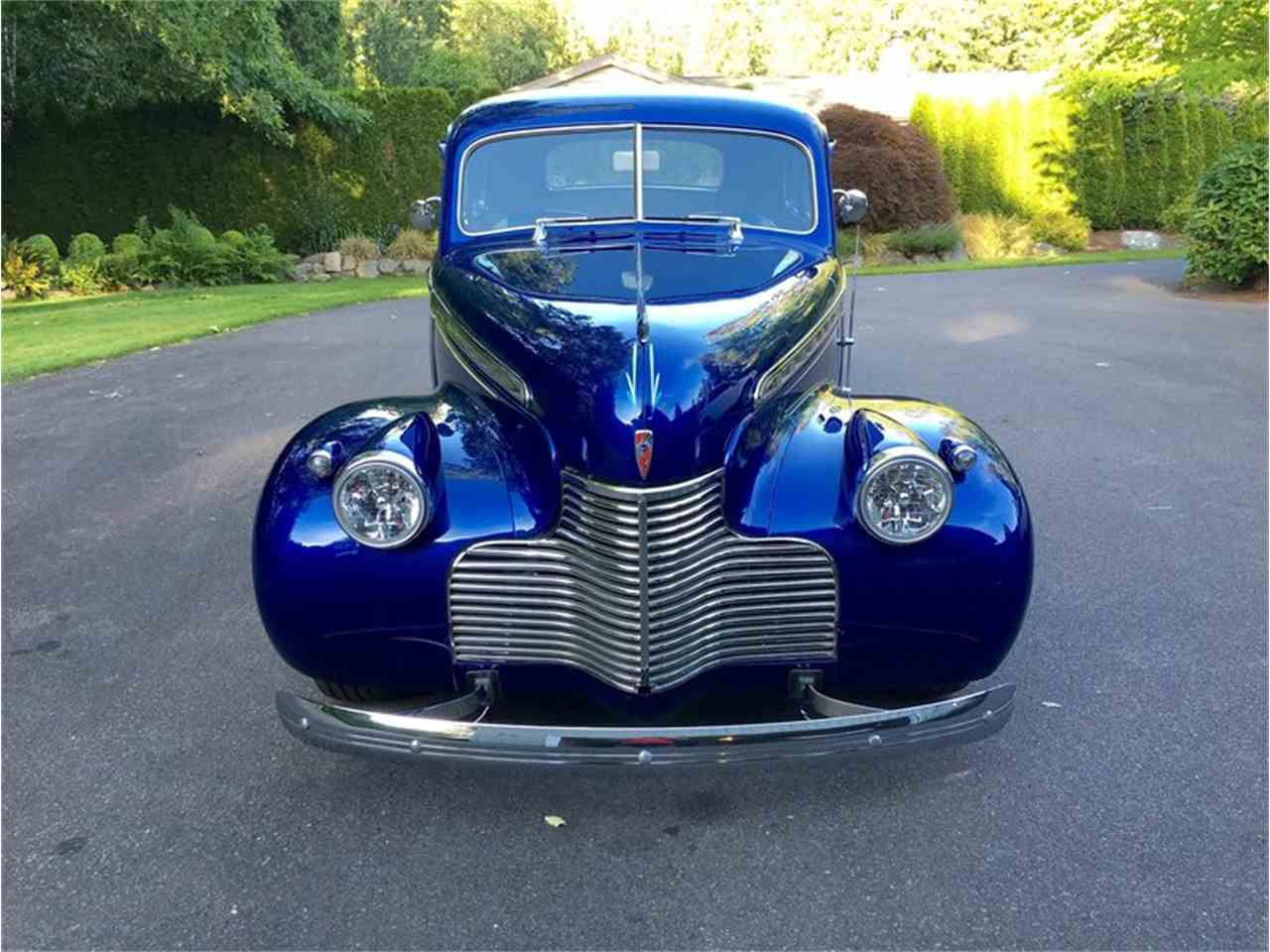 Large Picture of '40 Street Rod - M743