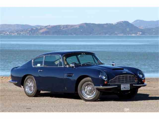 Picture of 1967 DB6 located in New York Offered by Gullwing Motor Cars - M747