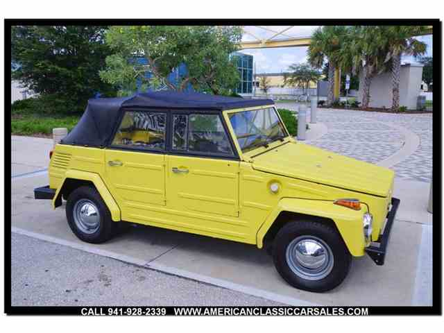 Picture of '73 Thing located in Florida - $19,500.00 Offered by American Classic Car Sales - M74X