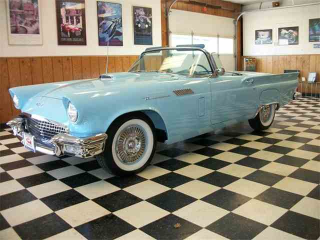 1957 Ford Thunderbird | 1035689