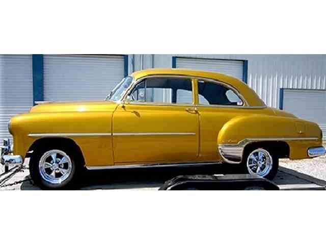 1952 Chevrolet Sedan | 1035698