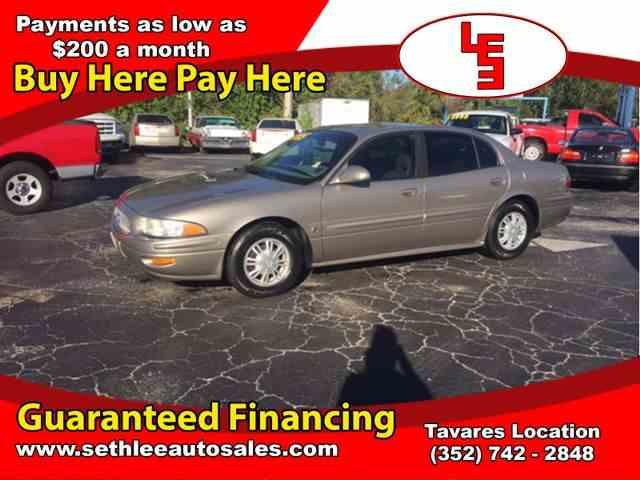 2002 Buick LeSabre | 1035706