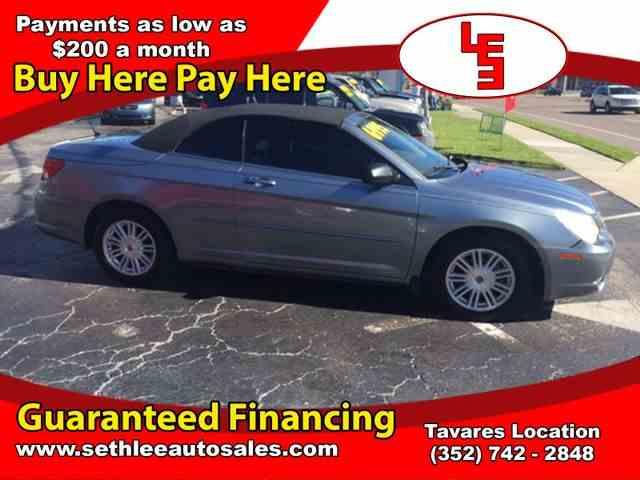 2008 Chrysler Sebring | 1035710