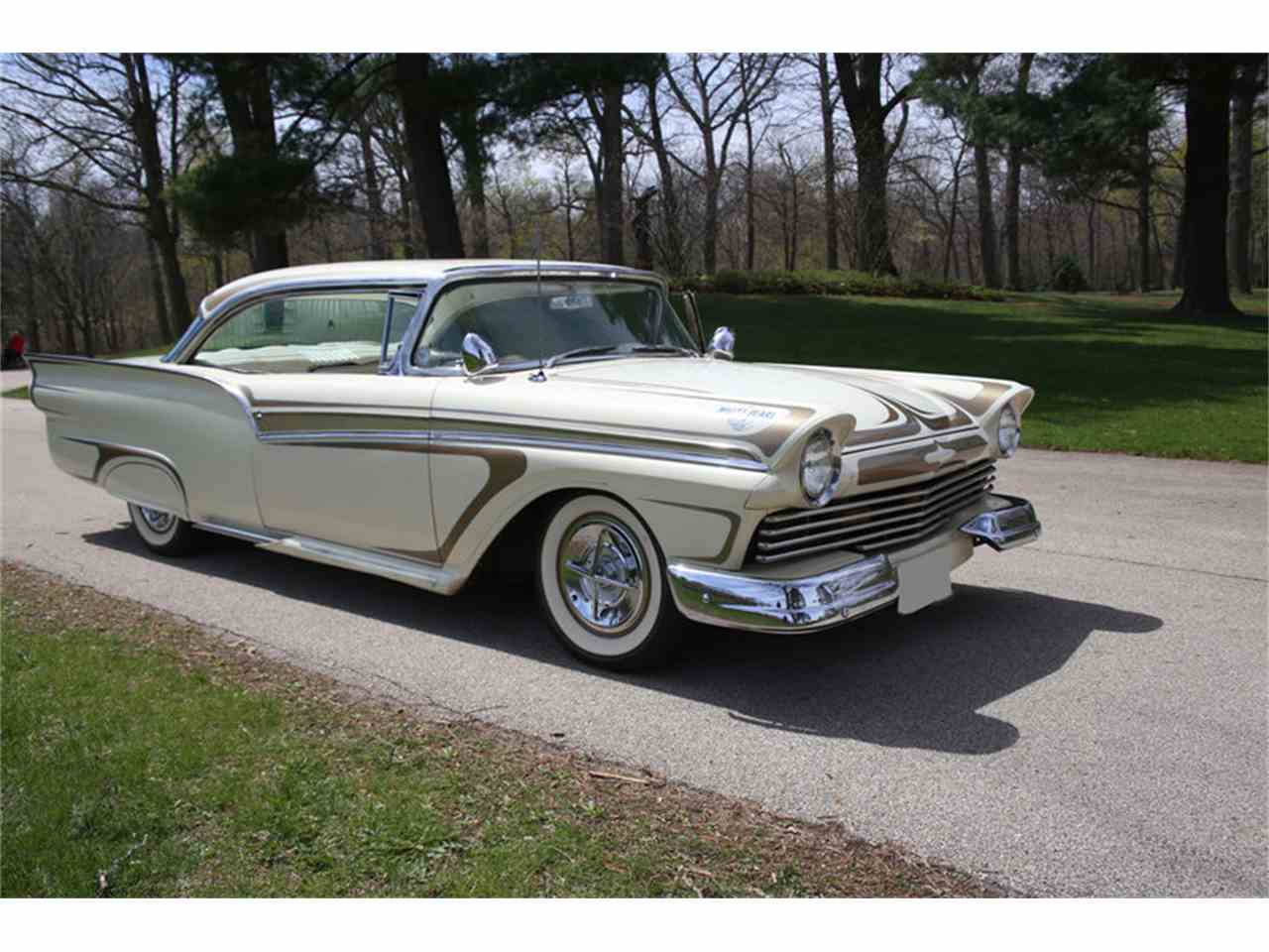 Large Picture of Classic '57 Ford Fairlane located in Illinois Offered by Volo Auto Museum - M75V