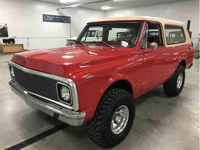 1972 Chevrolet Blazer | 1035717