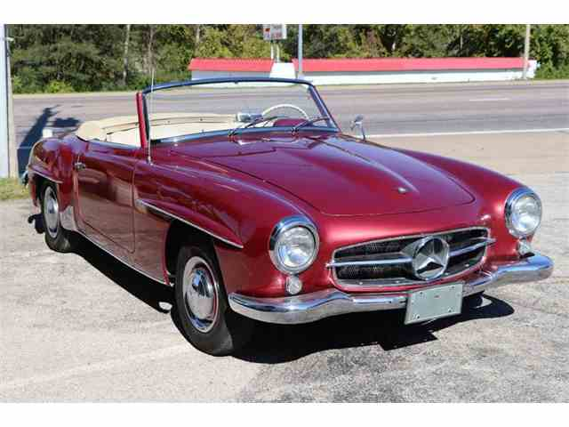 1958 Mercedes-Benz 190SL | 1035718