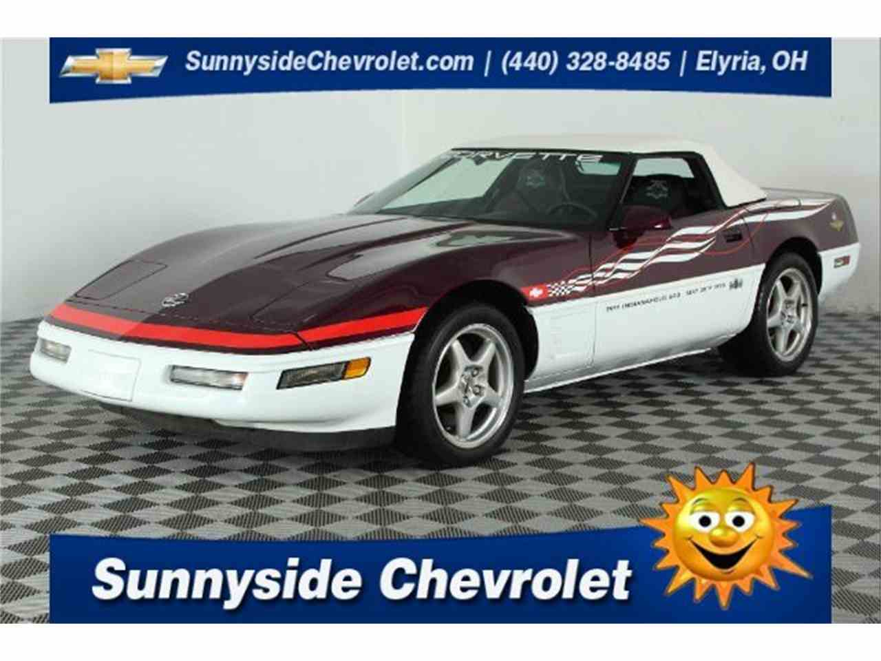 1995 Chevrolet Corvette for Sale - CC-1035720