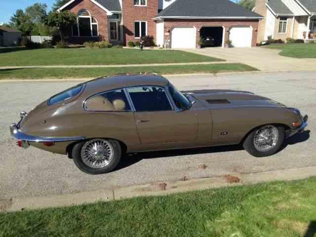 1971 Jaguar E-Type | 1035722