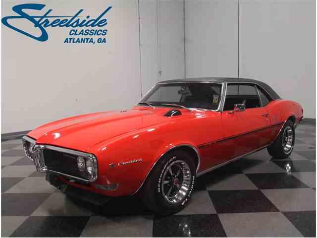 1968 Pontiac Firebird | 1035726