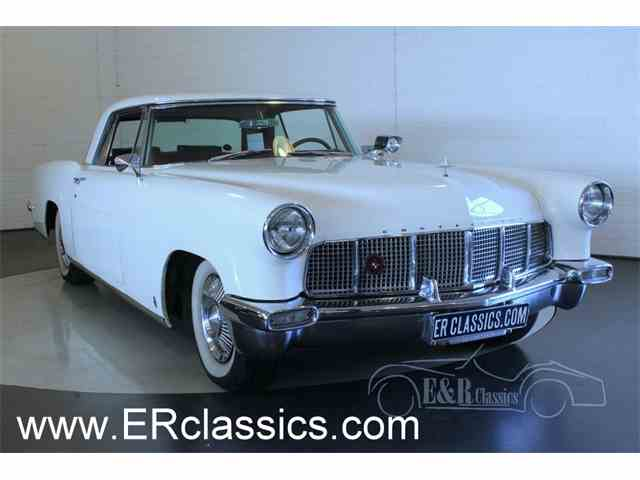 1956 Lincoln Continental Mark II | 1035733