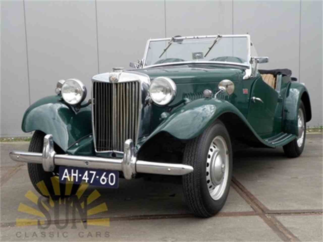 1950 MG TD for Sale - CC-1035762