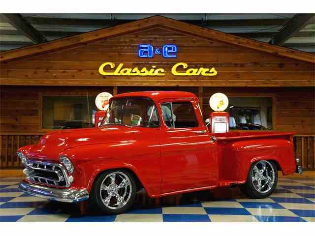 Picture of 1957 Chevrolet Pickup located in New Braunfels TEXAS Offered by A&E Classic Cars - M77E
