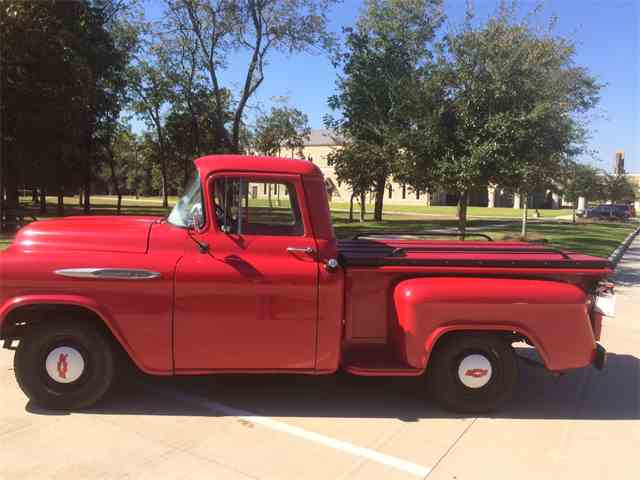 1957 Chevrolet Pickup   1035786