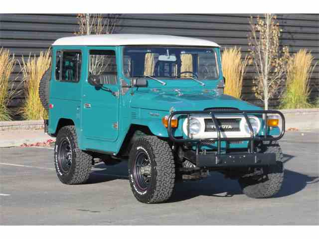 Picture of 1976 Toyota Land Cruiser FJ40 - M77W
