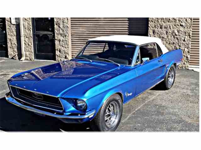 1968 Ford Mustang | 1035798