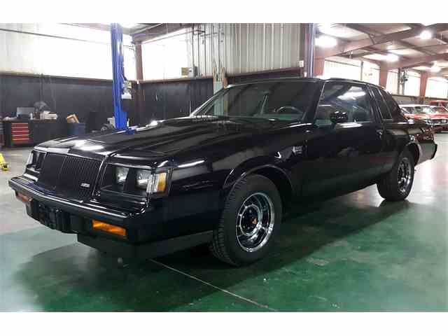 1987 Buick Grand National | 1035800