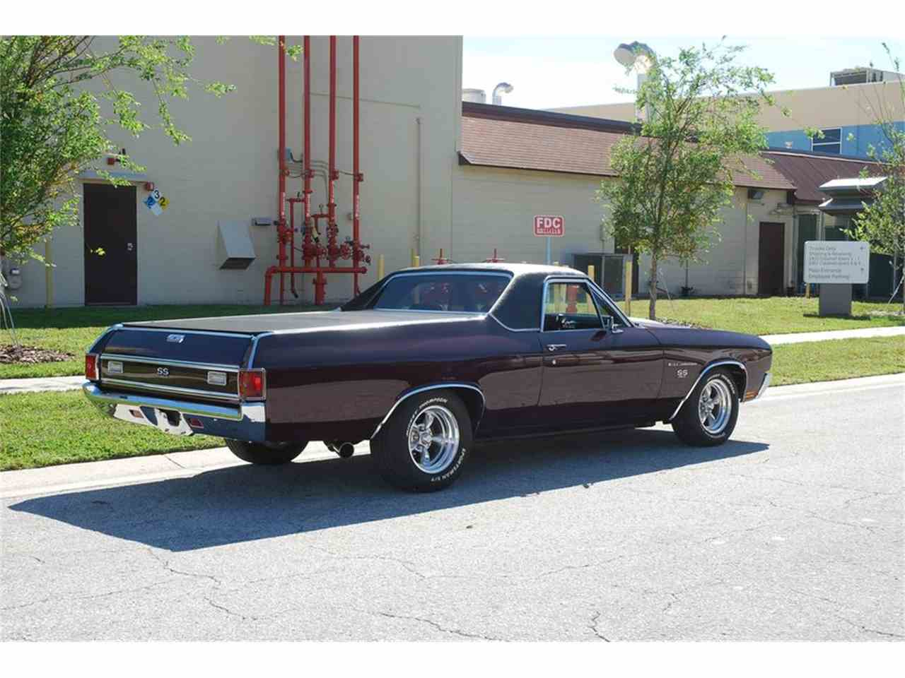 1970 chevrolet el camino ss for sale cc 1035802. Black Bedroom Furniture Sets. Home Design Ideas