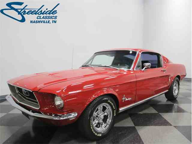 1968 Ford Mustang | 1030581