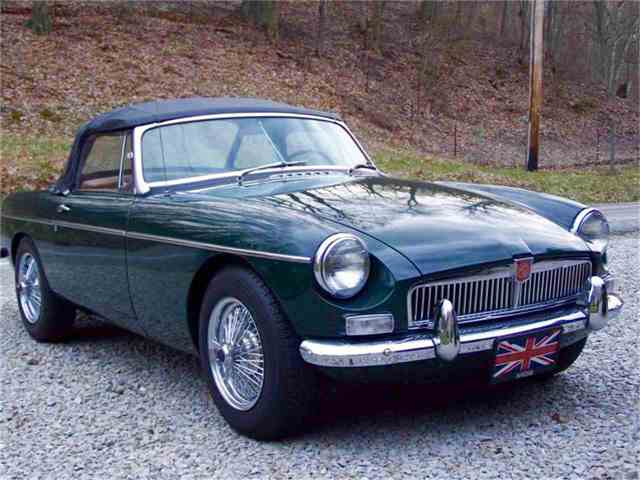 Picture of '64 MGB - M78I