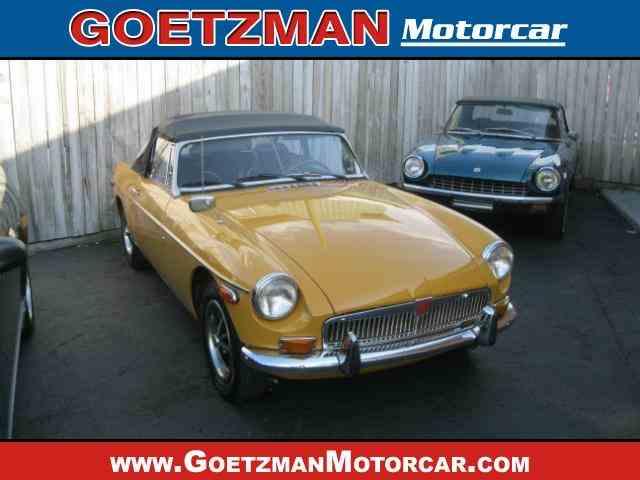 1971 MG MGB | 1035828