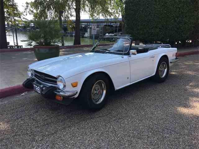 1976 Triumph TR6 | 1035837