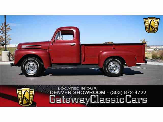 1950 Ford F3 | 1035840