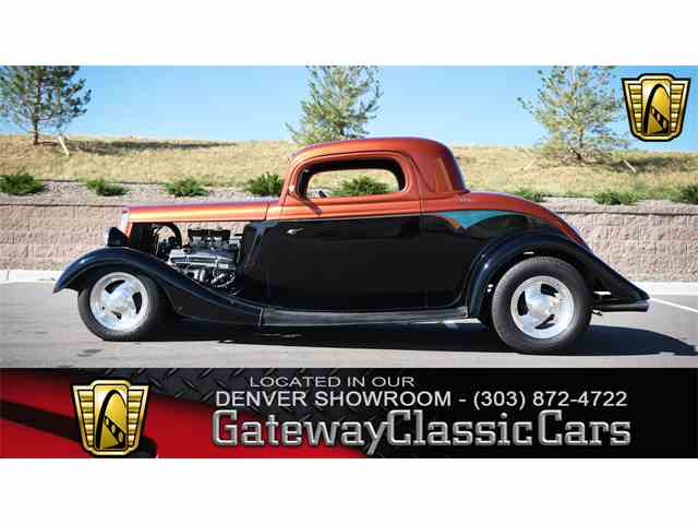 1934 Ford Coupe | 1035847