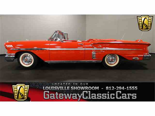 Picture of Classic 1958 Impala located in Memphis Indiana Offered by Gateway Classic Cars - Louisville - M79O