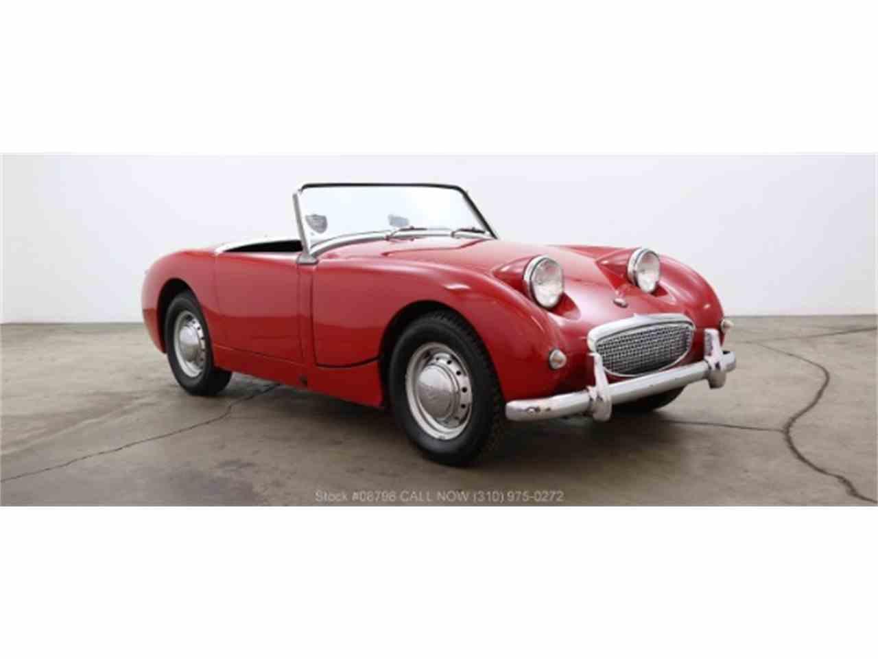 1960 Austin Healey Bugeye Sprite For Sale Cc