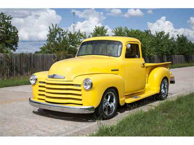 1952 Chevrolet 5-Window Pickup | 1035888