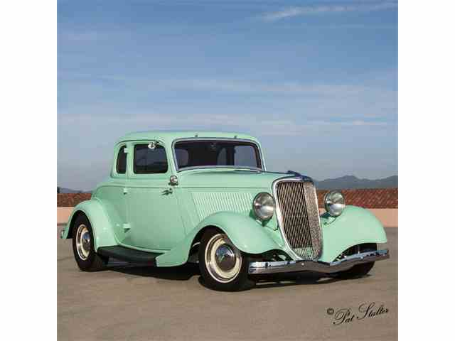 1934 Ford 5-Window Coupe | 1035892