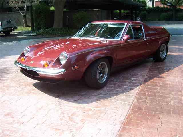 1972 Lotus Europa | 1030059