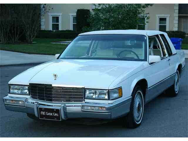 Picture of 1991 Coupe DeVille located in FLORIDA - $16,500.00 Offered by MJC Classic Cars - M7BF