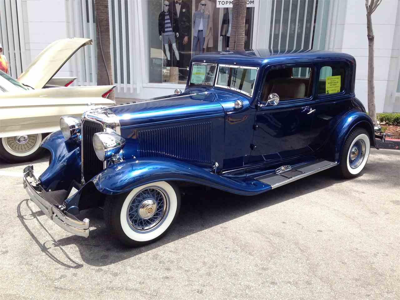 1932 chrysler coupe for sale cc 1035929. Black Bedroom Furniture Sets. Home Design Ideas