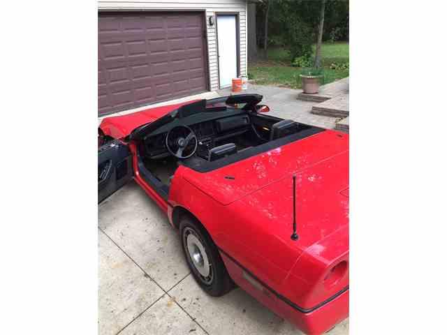 Picture of '87 Corvette - M7BV