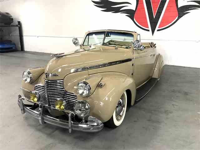 1940 Chevrolet Special Deluxe   1035937
