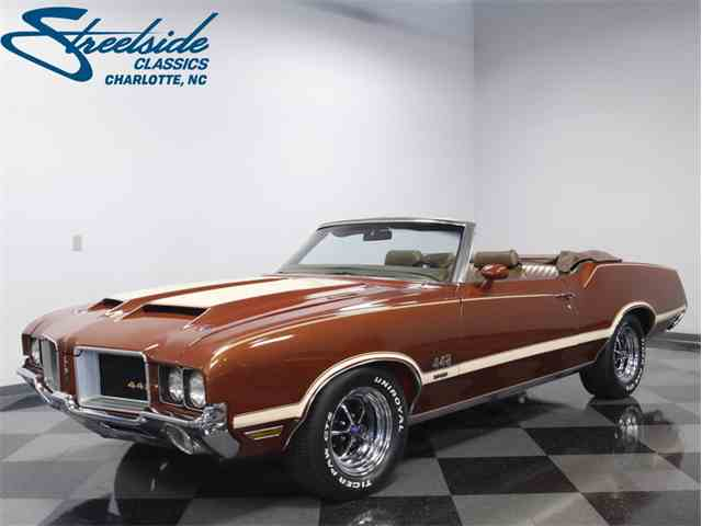 Picture of '71 Cutlass 442 W-30 Tribute - M7C5