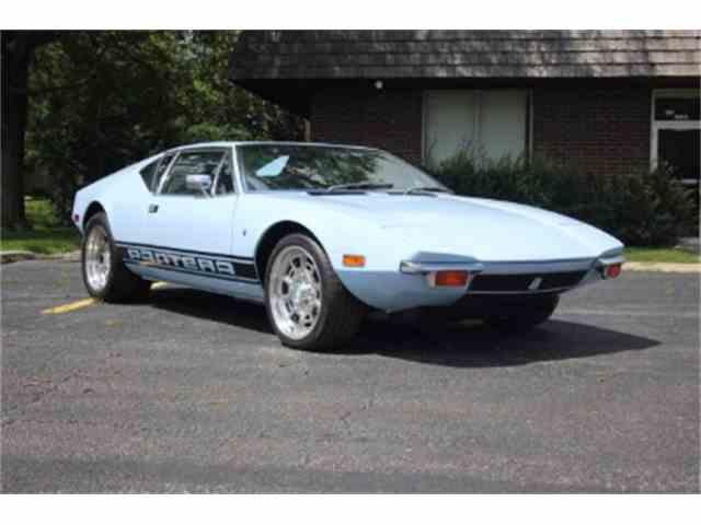 1971 De Tomaso Pantera   1035964