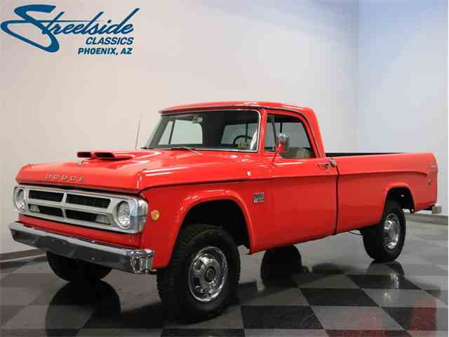 Picture of '69 D100 - M7CT